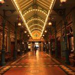 Un des magnifiques halls de Disney