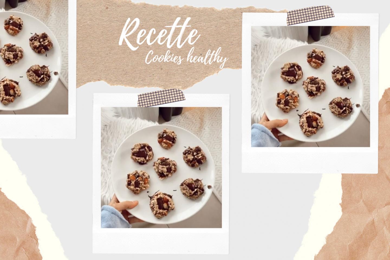 recette cookies healthy